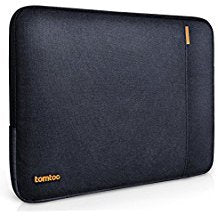 "Tomtoc 360° Protective Laptop Sleeve for 15"" MacBook Pro Retina 2012-2015 - Black Blue"