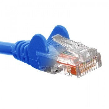 NetPro Imexx 10FT CAT6 Patch Cable - Blue