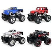 New Bright 1:24 Scale Radio Control F/F Truck - Assorted