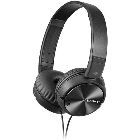 Sony Noise-Canceling Headphones - Black