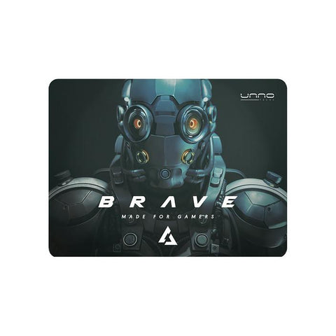 Unno Tekno Brave Large Mouse Pad for Gaming