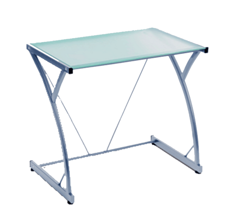 Sit D300 Tempered Glass Small Computer Desk Small