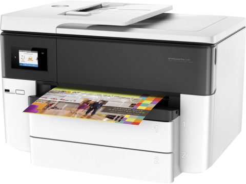 HP OfficeJet Pro 7740 Wide Format All-in-One Printer P/C/S/F