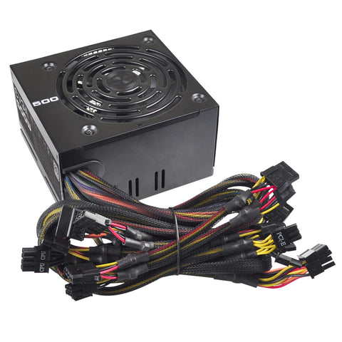 EVGA 100-W1-0500-KR 500W 80 PLUS ATX12V Power Supply