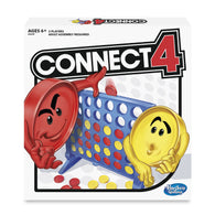 Hasbro Classic Connect 4 Game, For Kids Ages 6+