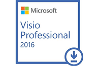 Microsoft Visio Professional 2016 - License - 1 PC