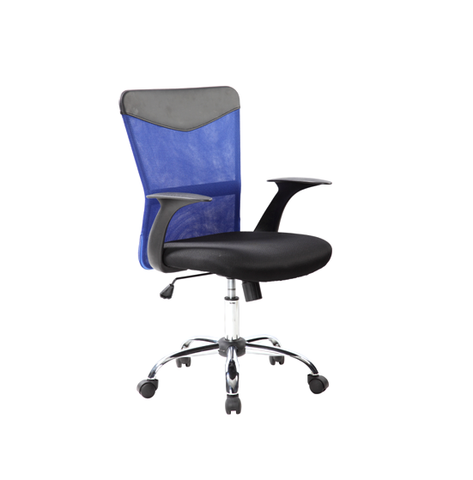 Myo M210 Manager Chair Mesh Blue