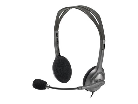 Logitech Stereo H111 - Headset - on-ear