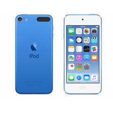 Apple iPod Touch 32GB Blue 6th Gen