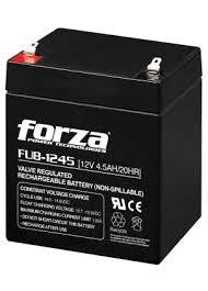 Forza FUB-1245 4.5Ah Replacement Battery