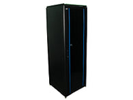 "Nexxt Floor Cabinet 25U 600 x 600 mm 19""steel Black"