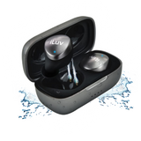 iLuv Bubble Gum TWS In-Ear Bluetooth 5.0 Earbuds w/ IPX Waterproof Protection