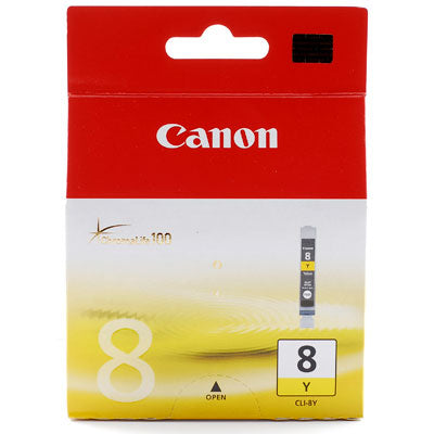 Canon CLI8Y Yellow Ink Tank for iP4200