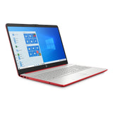 "HP 15-dw1083wm 15.6"" HD Intel Pentium Gold 6405U 2.4GHz, 4GB, 128GB SSD, Win 10 - Scarlett Red"