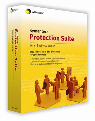 Symantec Corporate Protection Suite SMB 3.0 10 User Basic