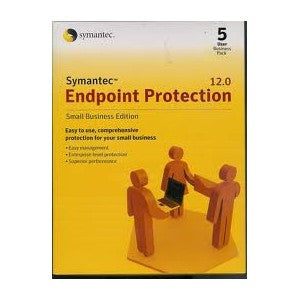 Symantec Corporate Endpoint Protection 12.0 5 User Basic