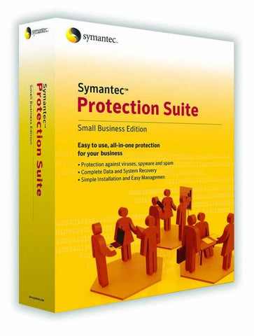 Symantec Corporate Endpoint Protection SMB 12.0 10 User Basi