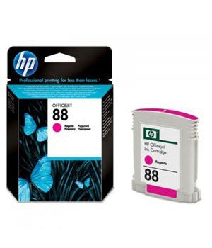 HP 88 Magenta Officejet Cartridge - 9ml