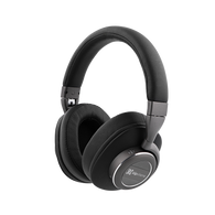 Klip Xtreme Tranze On-Ear Active Noise Cancelling Bluetooth Headphones