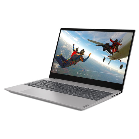"Lenovo ideapad S340 15.6"" i3-8145U, 8GB, 128GB SSD, Win 10 Home - Platinum Grey"