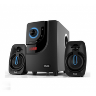 Klip Xtreme BluWave II 2.1 Stereo Speakers w/ Bluetooth Technology