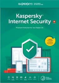 Kaspersky Internet Security Latin America Edition - 1 Device Digital Download (1 year)