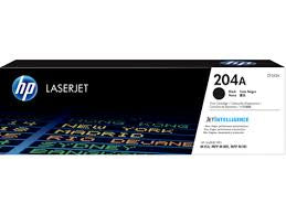 HP 204A Black LaserJet Toner Cartridge - CF510A