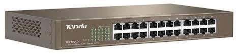 Tenda TEF1024D 24-Port  Desktop Switch