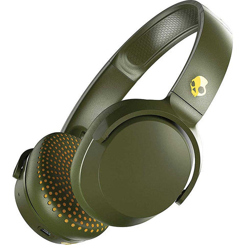 Skullcandy Riff On-Ear Headphones w/ Mic