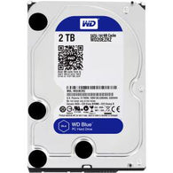 Western Digital Caviar Blue 2TB 5400RPM SATA 3/SATA 6.0 GB/s 64MB