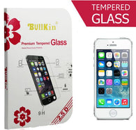 BULLKin Screen Proctector-Tempered Glass - iPhone5/5S