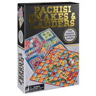 Pachisi and Snakes and Ladders