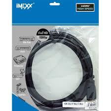 iMexx DVI to HDMI 6FT Cable