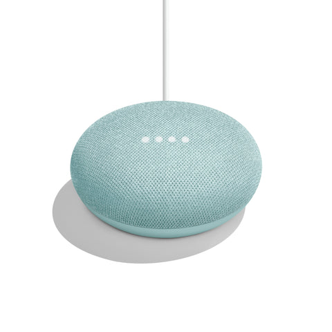 Google Home Mini Voice Activated Speaker