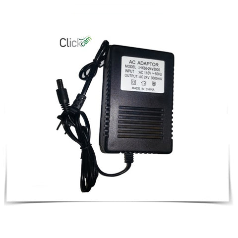 Power Adaptor 1CH 3A/24V