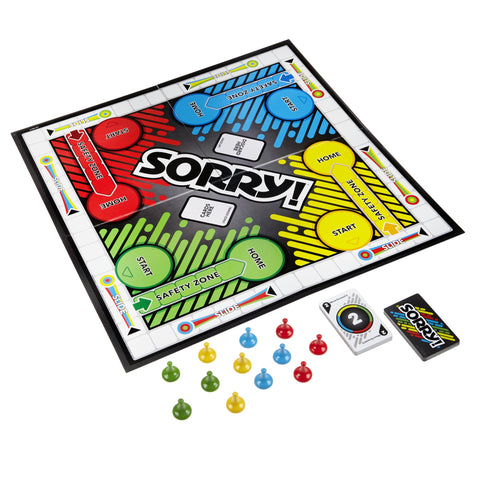 Sorry! Game Board, Ages 6+