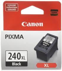 Canon PG-240XL Black Ink Cartridge - 11ml