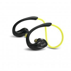 Klip Xtreme Athletik X Bluetooth Wireless Sports Earphones (KHS-634YL) - Yellow