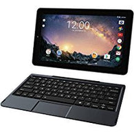 "RCA Galileo Pro 11.5"" 32GB Tablet w/ Keyboard Case Android 6.0 Black"
