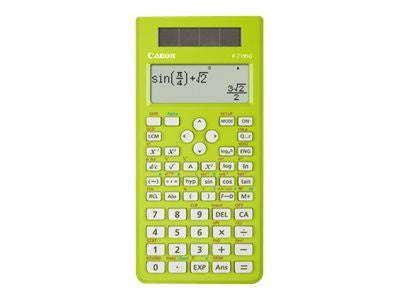 Canon F-719SG Scientific Solar Panel Calculator - 18 Digits