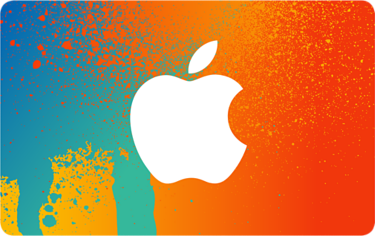 iTunes $25 Gift Cards