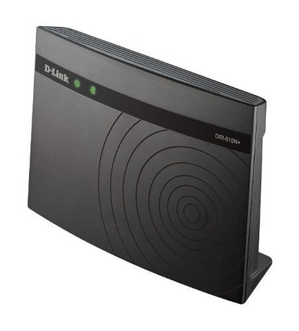 D-Link DIR - 610N+- Wireless Router - 4Port