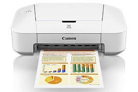 Canon Pixma iP2810 Photo Inkjet Printer