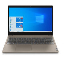 "Lenovo IdeaPad 3 15.6"" Intel Core i3-1005G1 1.2Ghz Dual-Core Processor, 4GB Memory, 128GB SSD, Windows 10 S Mode - Almond"