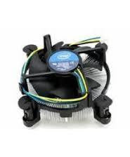 Intel Core i5 LGA 1156 CPU Fan w/ Copper Base