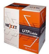 Nexxt 1000Ft Drum Category 6 cable