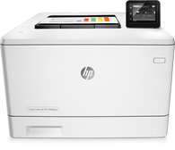 HP LaserJet Pro 400 Color M452dw Printer