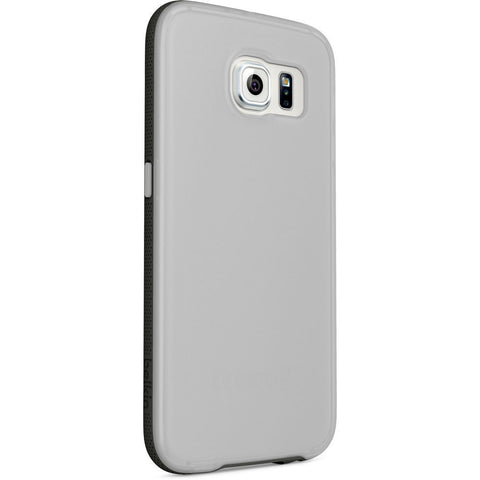 Belkin Grip Candy SE Case for Galaxy S6 (Clear/Blacktop) - F8M938BTC00