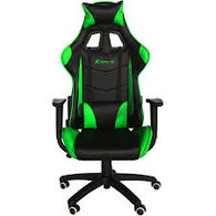 Xtrike Me GC-901GN Gaming Chair - Black/Green