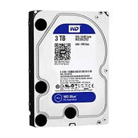 Western Digital Caviar Blue 3TB 5400RPM SATA 3/SATA 6.0 GB/s 64MB